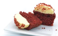 Red Velvet Cupcake from Sian's Little Cakery, Grantham Lincolnshire. Cupcake Flavors, Red Velvet Cupcakes, Cake Makers, Muffin, Breakfast, Food, Morning Coffee, Essen, Muffins
