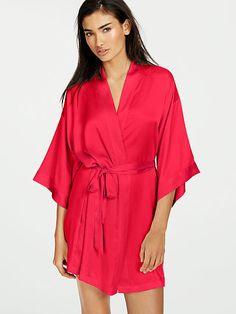 Satin Kimono - Very Sexy - Victoria's Secret