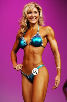 Figure Competitor Muffins | Stephanie Keenan FitLife