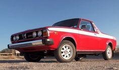 ビデオ】スバルの輸出専用ピックアップトラック、「ブラット」を紹介 ...