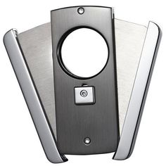 Visol Axe Double Blade Guillotine Cigar Cutter - Gun