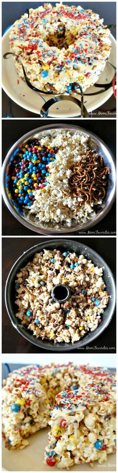 Host a fabulous birthday party or turn a boring rainy day into a day the kids will remember with these Star Wars Rebels party ideas including this delish Popcorn Cake recipe!