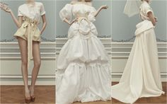 Chasing the city lights - the middle one needs to be my steampunk wedding dress