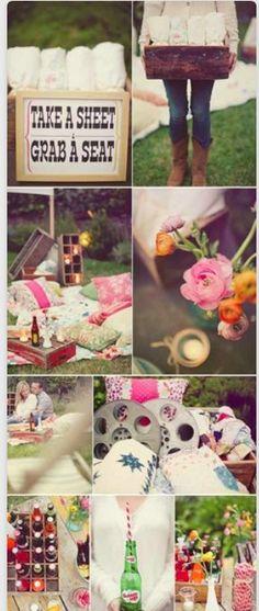 Summer party idea!