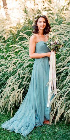 Wedding Light Colors  15 Mint Bridesmaid Dresses ea4a1f993156