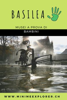 Basel: the ultimate itinerary with the best children museums - Mini Me Explorer Mini Me, Switzerland, Good Things, Explore, Children, Movie Posters, Travel, Basel, Toddlers