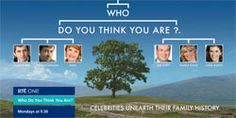 Genealogy (Ireland) television