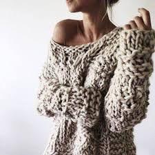 Znalezione obrazy dla zapytania sweter oversize stylizacje