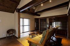 お気に入りの古家具が似合う古民家のような家で、たくさんのペットと寛げる住まいに | 戸建リノベーション事例 | 株式会社ロビン | HOUSY