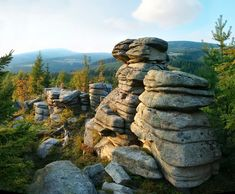 Krkonoše (Giant Mountains)