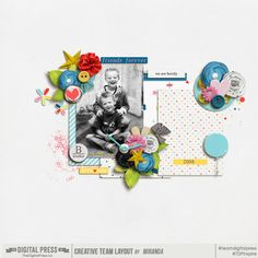 Kit: Brothers & Sisters by Dunia Designs http://shop.thedigitalpress.co/Brothers-and-Sisters-Bundled.html