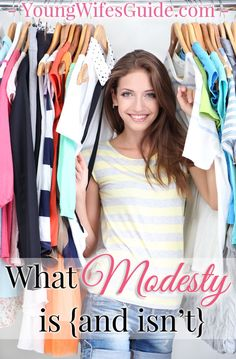When I started to see that a big part of our responsibility with modesty is in our relationship to our brother's in Christ, things started to click. I could finally see some guidelines forming in my head about modesty.