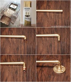how-to-build-a-gold-industrial-pipe-rail-or-curtain-rod-upcycledtreasures