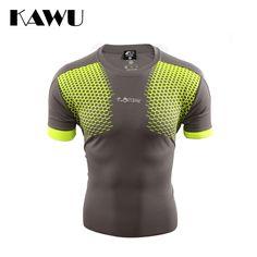 cb1ac86ce KAWU Football Jerseys Sport Running T Shirt Jersey Soccer Clothes Short  Sleeve Jersey Soccer Sportwear Camisas