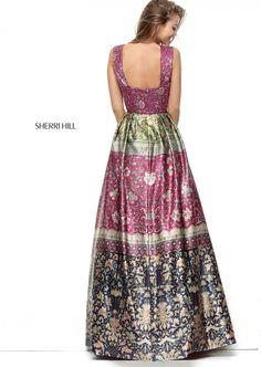 Buy dress style № 50780 designed by SherriHill Nice Long Dresses, Cute Dresses, Casual Dresses, Summer Dresses, V Neck Prom Dresses, Bridesmaid Dresses, Maxi Dresses, Buy Dress, Dress Up