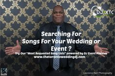 Searching For Songs For Wedding or Event ? #djxtcnet