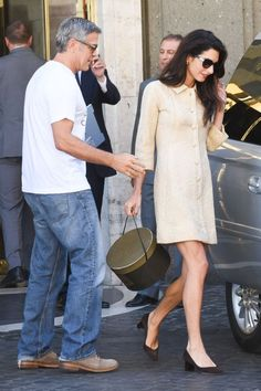 Charting 100 of Amal Clooney's best looks:
