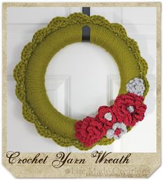 Welcome to my little blog where I share some crafty goodness: crochet, scrapbooking, card making, paper crafts and photography