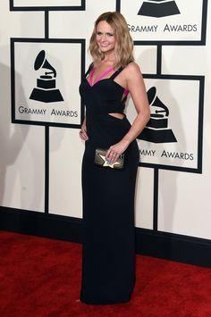 Pin for Later: Seht alle Stars bei den Grammys! Miranda Lambert