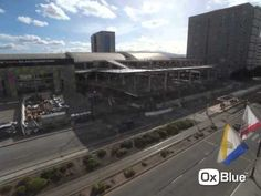 Demolition to Completion - The San Jose McEnery Convention Center Expansion Time Lapse
