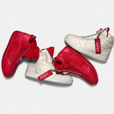 big sale 989dd 91915 Alors vous validez la collab Jordan x Vogue   Air Jordan 1 High Zip WMNS  AWOK. Nike ...