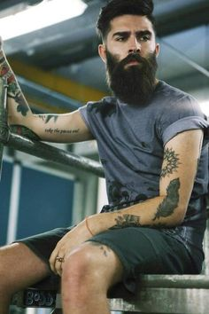 vk.com/beardsandchicks Beard beards beardy bearded борода бороды бородатый бородач  Beardsandchicks