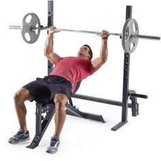 Weider Pro 395 B Olympic Bench Press