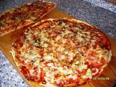 Pizza, zo všetkého trochu (fotorecept) - recept   Varecha.sk Vegetable Pizza, Vegetables, Food, Essen, Vegetable Recipes, Meals, Yemek, Veggies, Eten