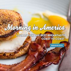 We asked some of our favorite food writers across the country, as well as some members of the Serious Eats staff, to tell us about their favorite go-to breakfasts—those early-morning meals they crave each and every day; the ones they'll drive across town for; the ones they treat out-of-towners to whenever they come to visit. From build-your-own biscuits in the Big Easy to a great Turkish breakfast in Beantown, here are nine dishes that fill their plates and awaken their palates.