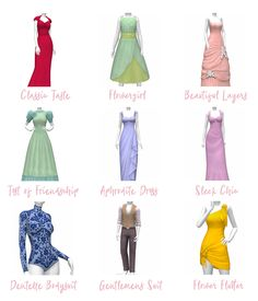 Wedding CAS Collection by renorasims [ [ [ [ [ Sims Four, Sims 4 Mm Cc, Sims 4 Traits, Maxis, Sims 4 Dresses, Sims4 Clothes, Play Sims, Sims 4 Cas, Sims 4 Clothing