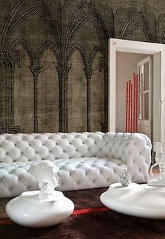 Beautiful wall covering