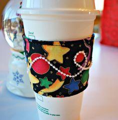 Starbucks Coffee Cozy Christmas Coffee by CinnamonStixSundries