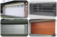 We bring your ideas to life with our range of custom garage doors.