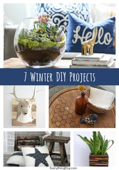 7 Winter DIY Ideas
