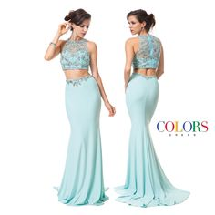 Saturday Night Special! COLORS DRESS Style 1126. #gown #sexy #evening #formal #party #hair #beauty