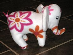 Jill Made It: Stuffed Animal Elephants