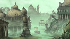 The Ruins of Valyria