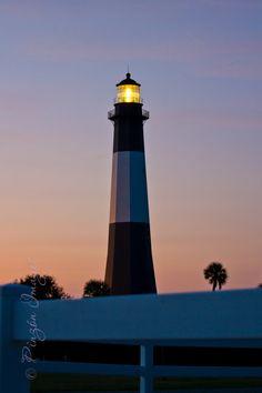 Tybee Island Lighthouse by Candice Pinzon, via 500px