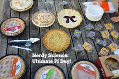 Nerdy Science: Ultimate Pi Day Party! 3-14-15 9:26:53
