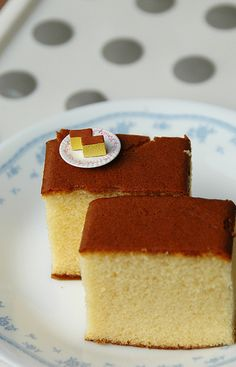 Castella cake from Hokkaido | Flickr - Photo Sharing!
