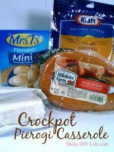 Crockpot Pierogi Cas