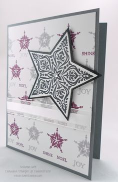 Stampin' Up! Bright and Beautiful