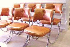 Mies van der Rohe Style Chairs