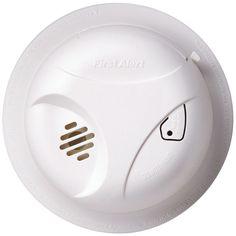 First Alert Battery-powered Smoke Alarm