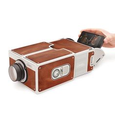Order the DIY Smartphone Projector for birthday gifts and tech-savvy gifts for DIY lovers. Find more cool tech gadgets at Apollo Box! Diy Dollhouse, Dollhouse Miniatures, House Party Movie, Iphone 6, Iphone Glitch, Iphone Deals, Phone Projector, Portable Projector, Product Design