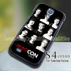 Magcon Boys Collage Design for Samsung 9500 Case Collage Design, Magcon Boys, Samsung Galaxy S4, Magcon