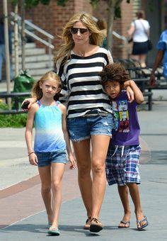 Heidi Klum #newyorkcity