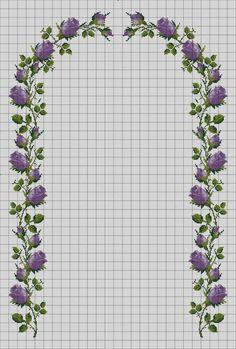 1 million+ Stunning Free Images to Use Anywhere Cross Stitch Borders, Cross Stitch Rose, Cross Stitch Flowers, Cross Stitch Embroidery, Cross Stitch Patterns, Crochet Bracelet Pattern, Lace Knitting Stitches, Free To Use Images, Prayer Rug