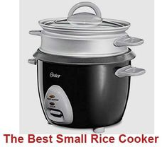 Oster - - 3 - Cup Uncooked resulting in 6 - Cup Cooked Rice Cooker with Steam Tray, Black . Small Rice Cooker, Best Rice Cooker, Rice Cooker Steamer, Steamer Recipes, Best Blenders, Specialty Appliances, Kitchen Appliances, Kitchens, How To Cook Rice