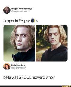 Harry Potter Twilight, Twilight Jokes, Twilight Movie, Twilight Renesmee, Vampire Twilight, Twilight Sparkle, Jasper Twilight, Twilight Saga Series, Twilight Saga Quotes